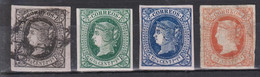 1864 Filipinas NUEVOS Y USADOS - Filippine