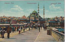 TURKEY - Constantinople - Nouveau Pont - Turchia