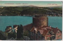 TURKEY - Constantinople - Candilli Bosphore - Turchia