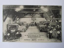 Brive, Automobiles, Garage Du Centre Bouyssoux - Brive La Gaillarde