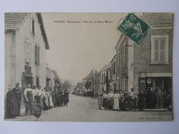 PAYZAC, Dordogne, Rue De La Croix Merle - Otros Municipios