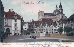 Solothurn, Klosterplatz (4258) - SO Soleure