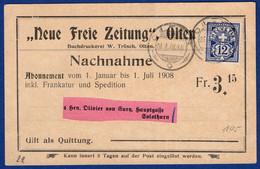 Postkarte (aa7190) - Covers & Documents