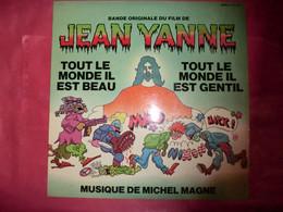 LP33 N°8909 - TOUT LE MONDE IL EST BEAU TOUT LE MONDE IL EST GENTIL - MICHEL MAGNE & JEAN YANNE - B.O.F. - Rock