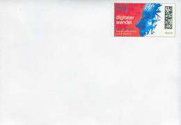 07904) BRD - U ? - ✶ # - 80 C    Digitaler Wandel, Blanko, Ausgabe: 04.02.2021 - Covers - Mint