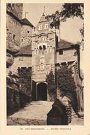 67 Haut Kœnigsbourg Entrée Principale (carte Vierge) - Autres Communes
