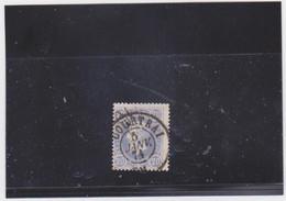 Belgie Nr 31 Courtrai (DCa) - 1869-1883 Leopold II