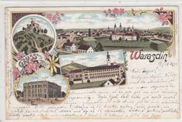 Varaždin - LITHO  ,  1901 - Kroatië