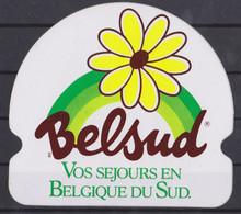 Autocollant, Belsud Belgique Du Sud. - Autocollants