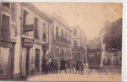 CASTELNAU Arrivée Du Tram Et La Mairie - Castelnau Le Lez