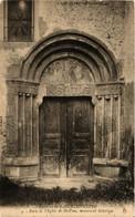 CPA AK Env. De BARCELONNETTE - Porte De L'Église De St-PONS Mon.hist (654700) - Barcelonnette