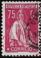PORTUGAL  Ceres 75C 1930 N/C Cliche. VFU No Faults - Unclassified