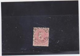 Belgie Nr 34 Anvers (Sud) - 1869-1883 Leopold II