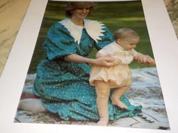 PHOTO PRINCESSE DIANA  1983 - Unclassified