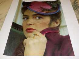 PHOTO ANNE PARILLAUD  1983 - Unclassified