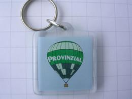 """Schlüsselanhänger """"Povinzial"""" Versicherung Ballonmotiv - Porte-clefs"""