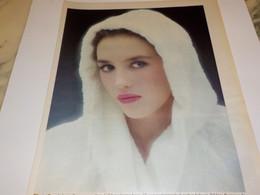 PHOTO ISABELLE ADJANI  1983 - Unclassified