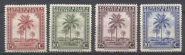 Congo Belga, 1942, Nuevos - 1923-44: Gebraucht
