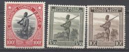 Congo Belga, 1942, Soldado Indigena, Nuevos - 1923-44: Gebraucht