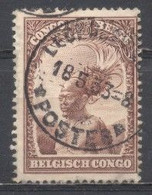 Congo Belga, 1931, Usado - 1923-44: Gebraucht