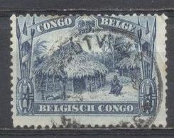 Congo Belga, Usado - 1894-1923 Mols: Gebraucht