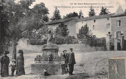 42-SAINT JEAN SOLEYMIEUX-N°T2558-H/0257 - Saint Jean Soleymieux