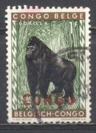 Congo Belga, 1960/64,usado - Republik Kongo - Léopoldville (1960-64)