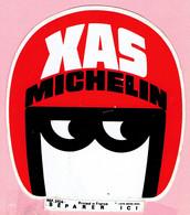 Sticker - XAS MICHELIN - Autocollants