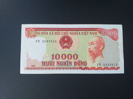 VIETNAM 10000 DONG 1993.AUNC - Vietnam