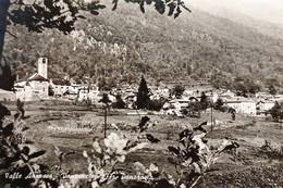 Cartolina - Valle Anzasca - Vanzone - Panorama - 1972 - Verbania