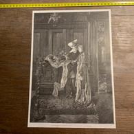 1886 IE La Couronne De La Fiancée  Tableau De Schachinger - Non Classés