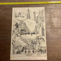 1886 IE Bruxelles De François Gailliard - Non Classés