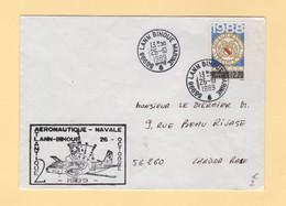 Poste Navale - Lann Ihoue Marinee - 1989 - Scheepspost
