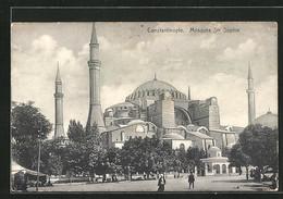 AK Constantinople, Mosquée Ste. Sophie - Turchia