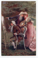 WHEN THE HEART IS YOUNG - The Gentle Art Of Painting - Tuck Oilette Connoisseur 2851 - Tuck, Raphael