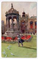 CAMBRIDGE - Trinity College - Tuck Oilette Connoisseur 2713 - J. Finnemore - Cambridge