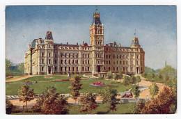 QUEBEC - Parliament Building- Tuck Oilette  2559 - For Morris Michaels - Québec - La Citadelle