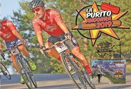 Spanish Andorra 2019 - Sport, La Purito Cycle Race Maximum Card - Ungebraucht