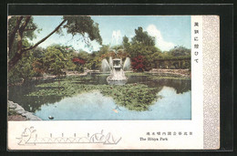 AK Tokyo, The Hibiya Park - Tokyo
