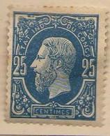 Congo Belge (1886) - 25  C.  Leopold II  -    Neufs* - MH - 1894-1923 Mols: Ungebraucht