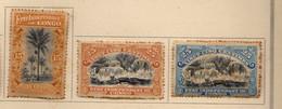 Congo Belge (1894-1900) -  15 C. 25c.   .  Paysages-    Neufs* - MH - 1894-1923 Mols: Ungebraucht