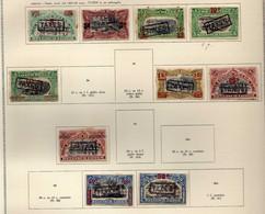 Congo Belge (1922-23)  - Timbres-taxe  -  Neufs* - MH - Portomarken: Ungebraucht