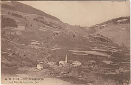 Manigod-  Et Le Col De La Croix Fry - (E.5287) - Sonstige Gemeinden