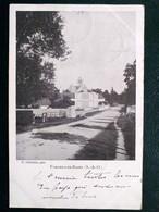 91 ,   Forges Les Bains ,l'entrée Du Pays En 1904 - Other Municipalities