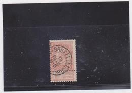 Belgie Nr 57 Bruxelles 3.9 - 1893-1900 Thin Beard
