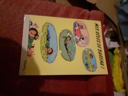 Carte Postale      9x13   Cm Franquin Gaston - Cartoline Postali