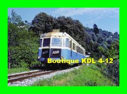 AL 469 - Autorail Renault ABH - LINGOSTIERE Commune De NICE - Alpes Maritimes - CP - Treni
