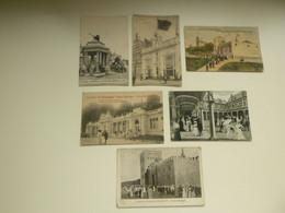 Beau Lot De 60 Cartes Postales De Belgique  Bruxelles Exposition  Mooi Lot Van 60 Postkaarten Van België Brussel Expo - 5 - 99 Postkaarten