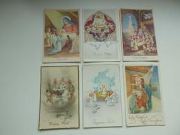 Beau Lot De 20 Cartes De Fantaisie Crèche De Noël       Mooi Lot Van 20 Postkaarten Kerststal  Kerstmis  Kribbe - 5 - 99 Postkaarten