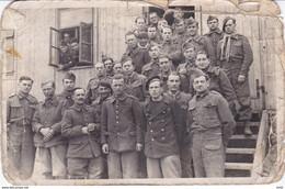 ALLEMAGNE HAMMELBURG STALAG XIII C CARTE PHOTO - War 1939-45